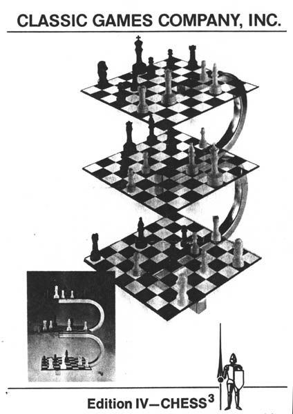 Chess3 chess cubed - Multilevel chess ...