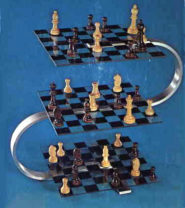 Star Trek Strato Chess Carolus Chess